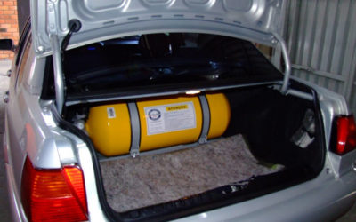 kit gás GNV economiza cerca de 50% a mais que outros combustíveis