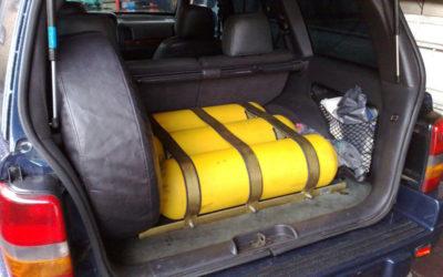 Como usar kit gás GNV em carros com câmbio automático